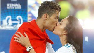 Cristiano Ronaldo y Georgina Rodríguez en una imagen de archivo (Foto: Gtres)
