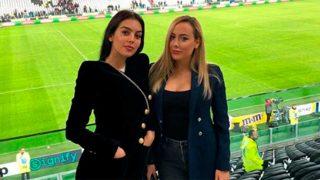 Georgina Rodríguez e Ivana Rodríguez / Instagram