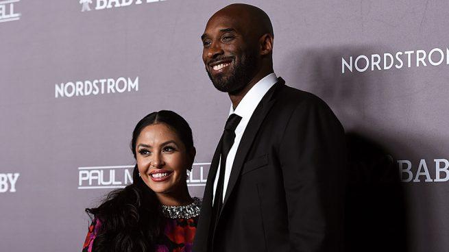 Kobe Bryant y Vanessa Laine Bryant