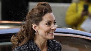 Kate Middleton en su visita al Evelina London Children's Hospital / Gtres