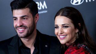 La actriz Paula Echevarría junto a su pareja, Miguel Torres (Foto: Gtres)
