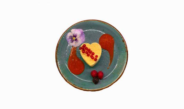 Disfruta de un 'Beso Real' este San Valentín en La Cocina de San Antón