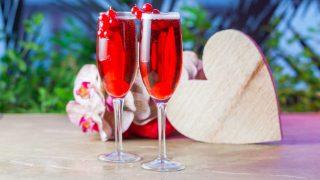 Disfruta en San Valentín de un Kiss Royal en la Cocina de San Antón.