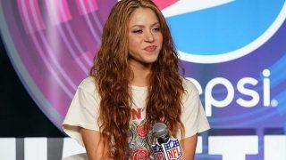 Shakira en su última aparición pública / GTRES