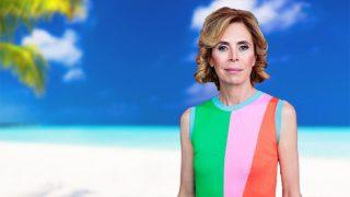 Ágatha Ruiz de la Prada en un fotomontaje de Look