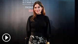 Lourdes Montes en SIMOF / Gtres