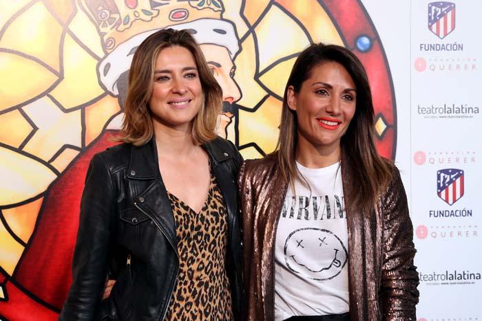 Sandra Barneda y Nagore Robles