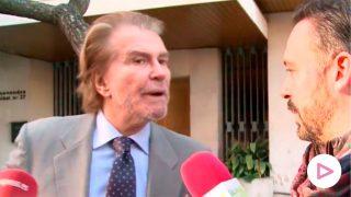 Edmundo Arrocet ha respondido a María Teresa Campos ante las cámaras de 'Sálvame' / Telecinco