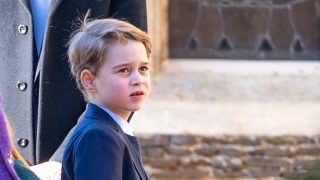 El príncipe George en una imagen de archivo / Gtres
