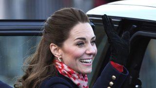 La duquesa de Cambridge en una visita a Mumbles / Gtres