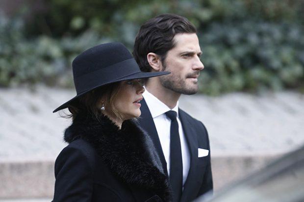 Sofía de Suecia y Carlos Felipe de Suecia