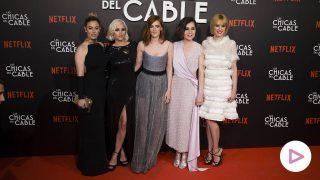 'Las chicas del cable' en una imagen de archivo / GTRES