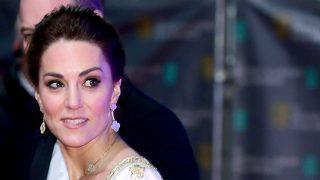 Kate Middleton durante la entrega de los BAFTA / Gtres