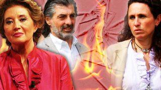 Jaime Ostos Jr. desea divorciarse cuanto antes de Yolanda Cereceda / Fotomontaje LOOK
