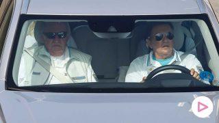 El rey Juan Carlos y su amigo Pedro Campos / Gtres