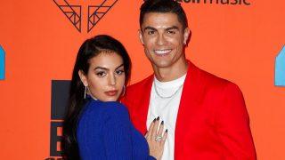 Georgina Rodríguez junto a Cristiano Ronaldo en una imagen de archivo / GTRES