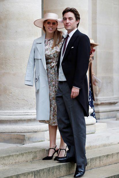 El Palacio de Buckingham anuncia los detalles de la boda de Beatriz de York