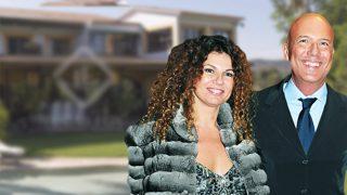Alfonso Arús y su mujer en un fotomontaje de Look / Gtres y lucasfox.es