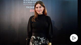 Lourdes Montes presenta su colección en SIMOF / Gtres
