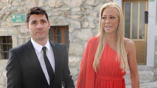 Fran Álvarez y Belén Esteban en la boda de Toño Sanchís/Gtres