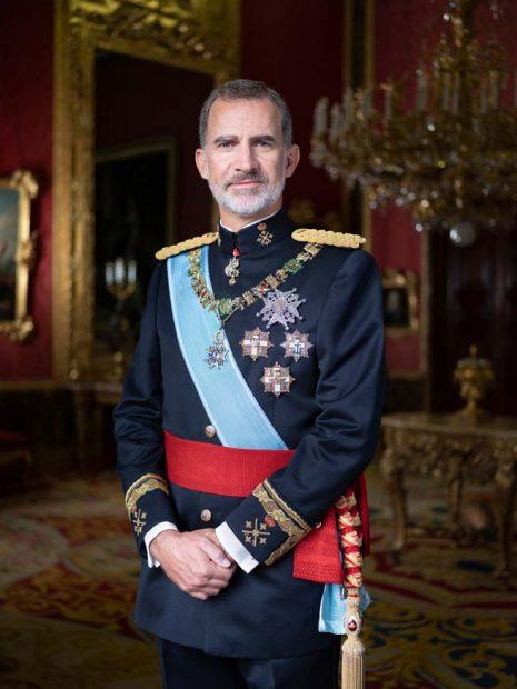 rey Felipe