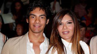 Ivonne Reyes y su hijo Alejandro Reyes en una imagen de archivo / Gtres