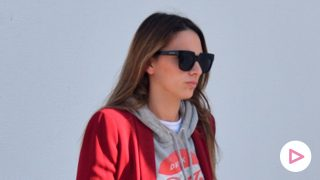 Irene Rosales este domingo en Sevilla / Gtres