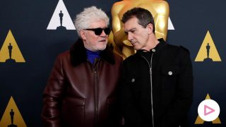 Pedro Almodóvar y Antonio Banderas no han logrado los premios a los que estaban nominados / GTRES
