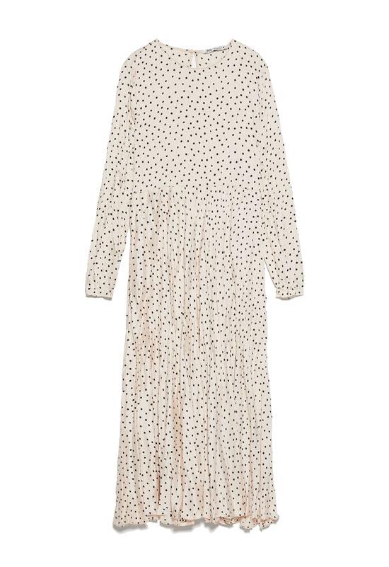 Zara reinventa (y  mejora) el vestido viral de Tamara Falcó
