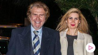Edmundo Arrocet no quiere poner nombre a su nueva amistad / GTRES
