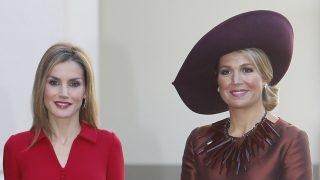Máxima de Holanda y la reina Letizia / Gtres