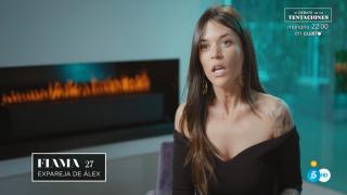Fiama volvió a discutir con Alex./Mediaset