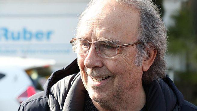Joan Manuel Serrat ha visitado a su amigo Joaquín Sabina y ha dado su último parte médico / GTRES