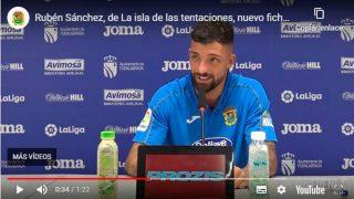 Rubén de la Isla de las tentaciones en el vídeo promocional/ Redes Sociales