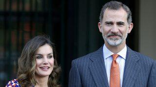 Los reyes don Felipe y doña Letizia en una imagen de archivo / Gtres
