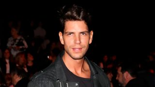 Diego Matamoros en la Mercedes Benz Fashion Week Madrid / Gtres