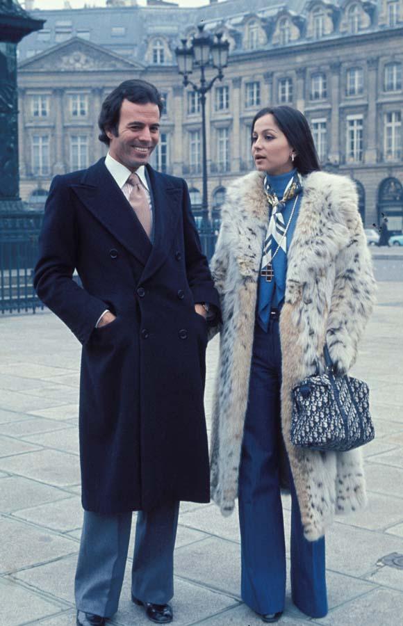 Isabel Preysler y Julio Iglesias