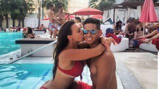 Fani y Christofer reconciliados tras la infidelidad en 'La isla de las tentaciones'