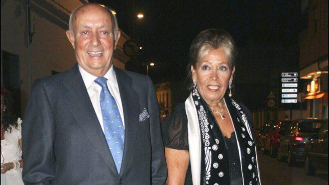 Fallece la mujer del emblemático hostelero Lucio, de Casa Lucio