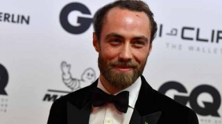 James Middleton en el 'GQ Men 2018' /GTRES