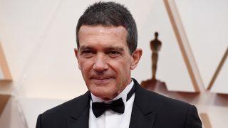 Antonio Banderas la noche de los premios Oscar / Gtres