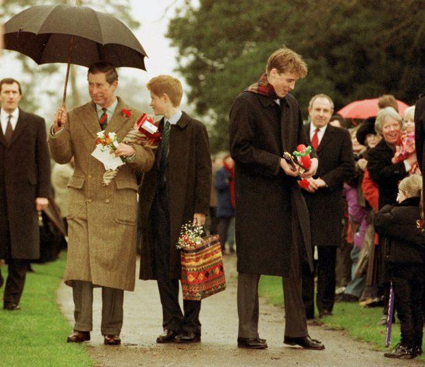 Dos abrigos en 30 años: el insistente reciclaje que convierte al príncipe Carlos en el auténtico rey eco