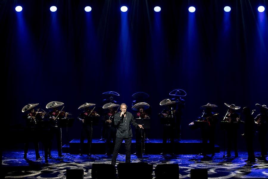 Bertín Osborne tiene conciertos previstos para los próximos meses / GTRES
