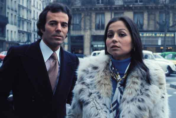 Julio Iglesias e Isabel Preysler se casaron un 29 de enero de 1971. Sus nombres siempre han estado ligados gracias a sus tres hijos en común/Gtres