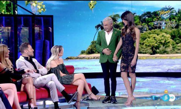 Así fue el tenso cara a cara entre Gloria Camila y Sofía Suescun