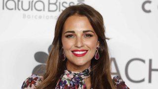 Paula Echevarría en el 25º aniversario de 'Tacha Beauty'/ GTRES