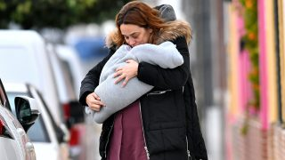 Toñi Moreno hace balance de su primer mes como mamá/Gtres