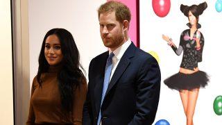 Los duques de Sussex no podrán usar su marca/Gtres