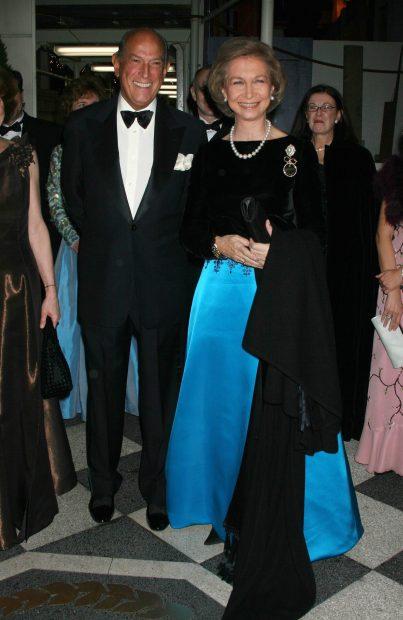 Encontramos a la royal que copió el look de doña Sofía que Letizia tendría que rescatar