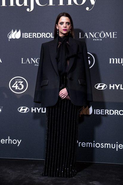 Macarena Gómez posando en los premios de la revista 'MujerHoy'/Gtres